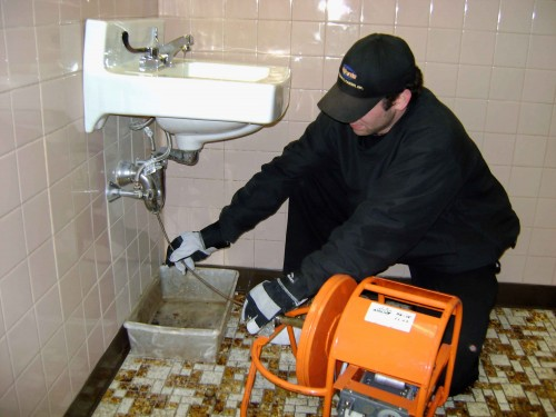 Drain cleaning company in Laguna Hills, CA, performs drain and rooter service near you.